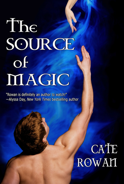 First cover for The Source of Magic