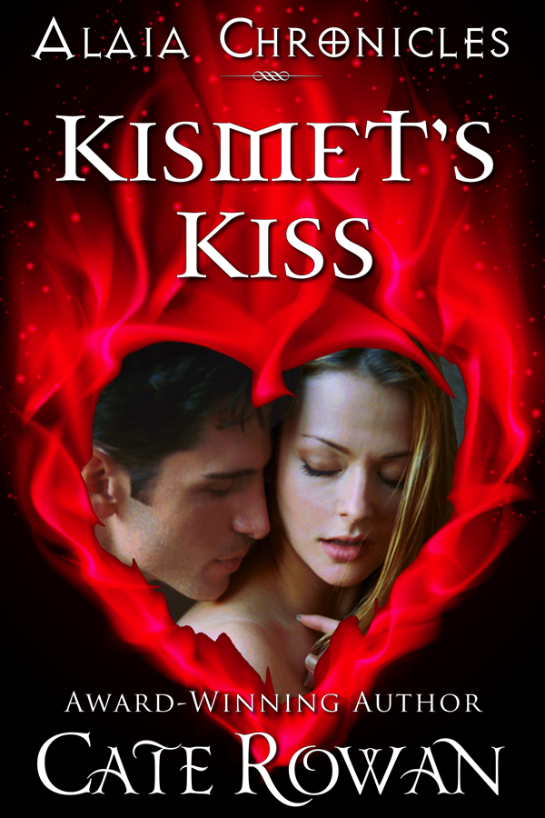 Cover of Kismet's Kiss: A Fantasy Romance