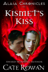 Kismet's Kiss Front Cover