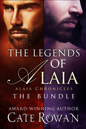 Book cover for The Legends of Alaia by Cate Rowan