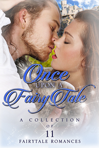 Book cover for Once Upon a Fairy Tale (romantic stories) boxed set