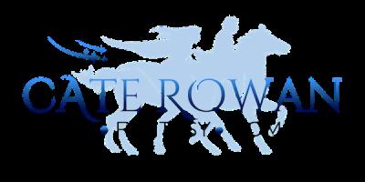 Logo of author Cate Rowan — Magic, Fantasy, Romance