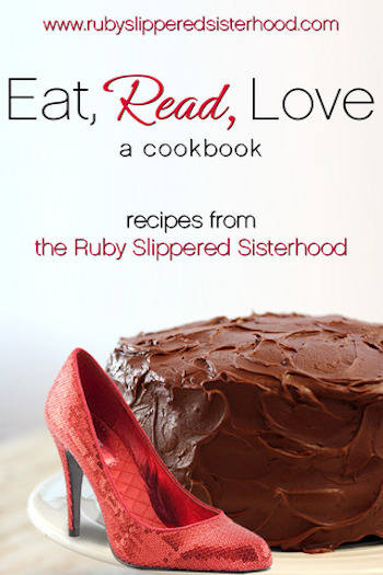 Cover for Eat, Read, Love